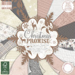 First Edition 6'' x 6'' Paper Pad - Christmas Promise