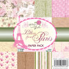 Wild Rose Studio - 6''x6'' Paper Pack - Letters from Paris