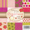 Wild Rose Studio - 6''x6'' Paper Pack - Milton Christmas