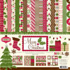 Echo Park 12'' x 12'' - Merry Christmas Collection Kit