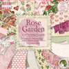 First Edition 6'' x 6'' Paper Pad - Rose Garden