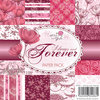 Wild Rose Studio - 6''x6'' Paper Pack - Always and Forever