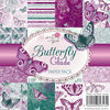 Wild Rose Studio - 6''x6'' Paper Pack - Butterfly Glade