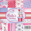 Wild Rose Studio - 6''x6'' Paper Pack - Bella's Birthday