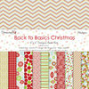 Dovecraft - 12''x12'' Back to Basics Christmas Modern