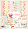 Carta Bella 12'' x 12'' Collection Kit - baby mine (Girl)