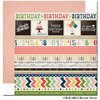 Carta Bella - It's a celebration - Border Strips