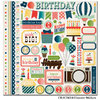 Carta Bella - It's a celebration - Element Stickers