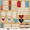 PaperCraft Scandinavia - Christmas Elegance - Tags and Banners