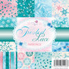 Wild Rose Studio - 6''x6'' Paper Pack - Frosted Lace