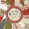 First Edition 6'' x 6'' Paper Pad - Vintage Noel