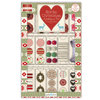 First Edition - Embellishment Kit - Nordic Christmas