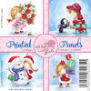 Wild Rose Studio - Christmas Girl Panels