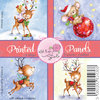 Wild Rose Studio - Reindeer Panels