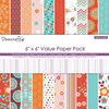 Dovecraft - 6''x6'' Value Paper Pack - More or Less