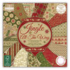 First Edition 6'' x 6'' Paper Pad - Jingle All the Way