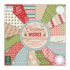 First Edition 6'' x 6'' Paper Pad - Christmas Wishes