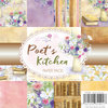 Wild Rose Studio - 6''x6'' Paper Pack - Poet's Kitchen