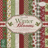 Dovecraft - 6''x6'' Paper Pack - Winter Blooms