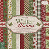 Dovecraft - 12''x12'' Paper Pack - Winter Blooms
