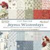 Maja Design - 6''x6'' Paper Pack - Joyous Winterdays