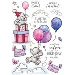 Wild Rose Studio - Clear Stamp - Bella's Party 2